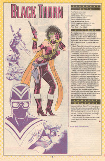 Espina Negra (ficha dc comics)