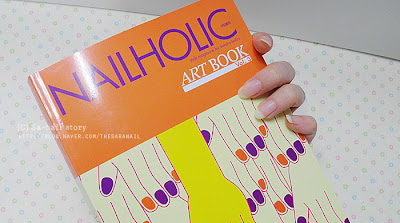 Nailholic Mini nail art Book! Nail Art Book, NailHolic Mini Book