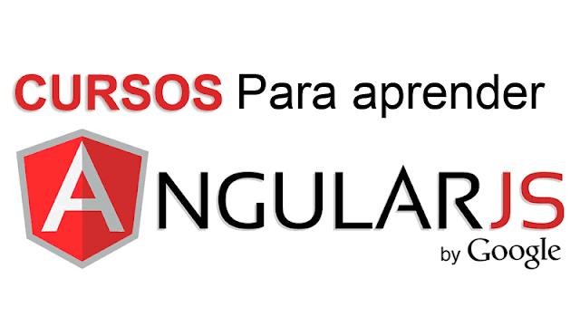 Cursos para aprender AngularJS