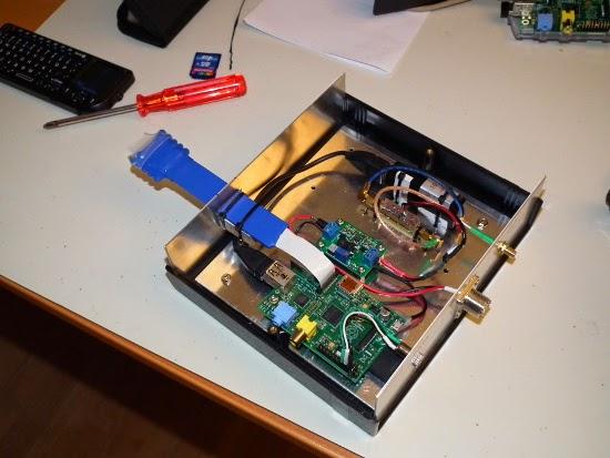 transmissor hdtv com raspberry pi