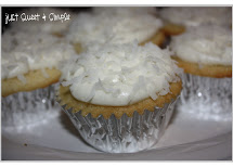 Sweet And Simple Coconut Cupcakes