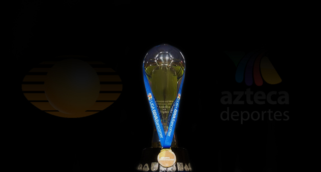 Copa, trofeo del torneo mexicano de futbol Liga MX. El negocio redondo de Televisa y TV Azteca | Ximinia