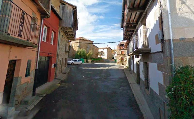 calle de San Bartolome de Béjar