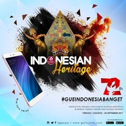 Join #GUEINDONESIABANGET