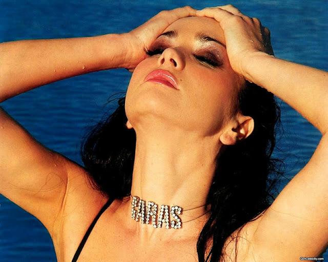 Singer Natalia Oreiro