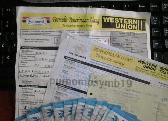 Alasan Lebih Memilih Kantor Pos, Saat Mencairkan Pendapatan Adsanse Lewat Western Union