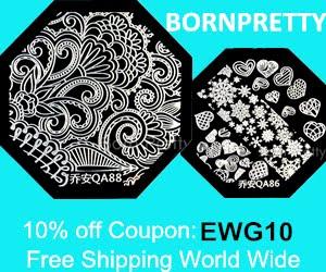 BornPrettyStore 10%