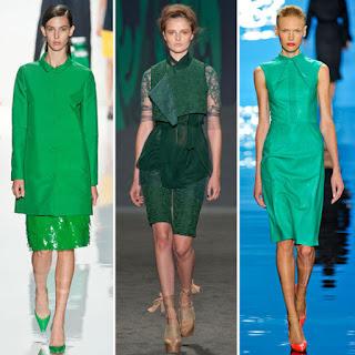 Shades Green Fashion