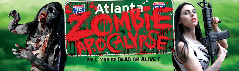 Zombie Atlanta Atlanta Zombie Apocalypse