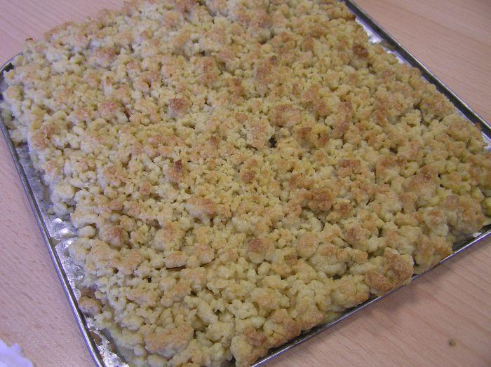 hora del tàper: Apple Crumble Pie