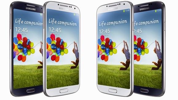 № 5 - Samsung Galaxy S4