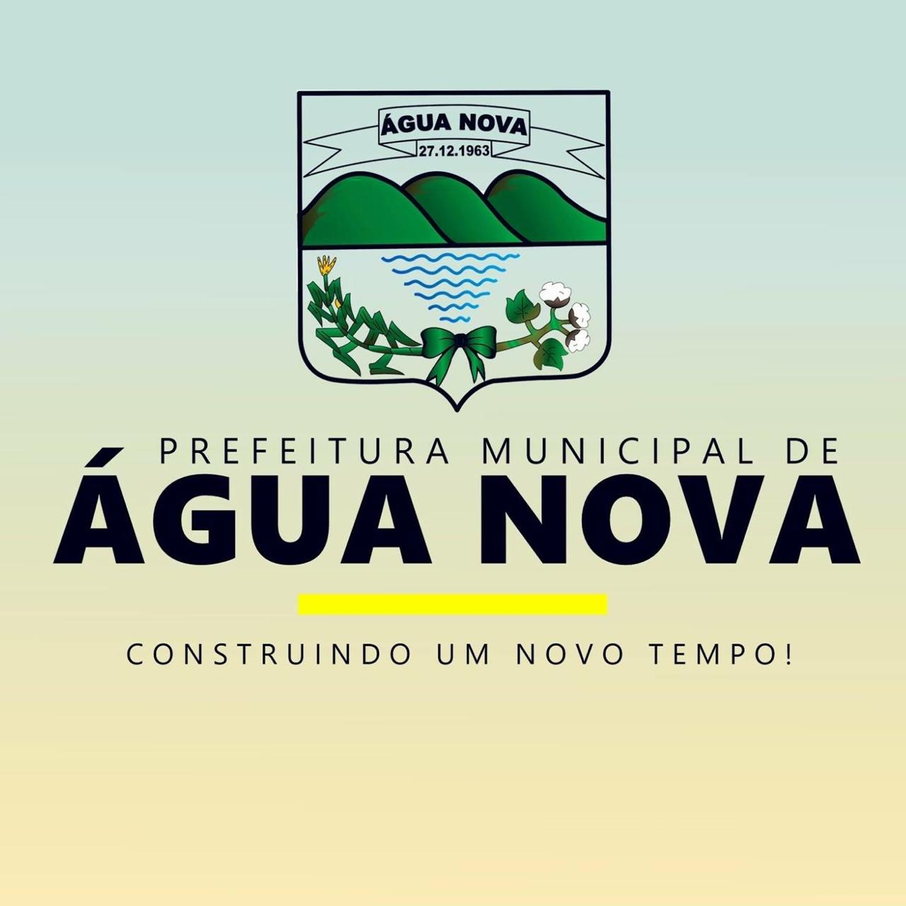 Prefeitura Municipal de Água Nova