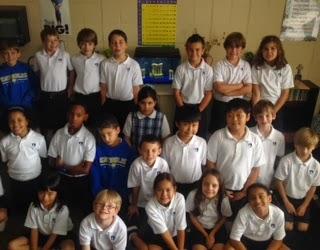 MCPS 3rd Grade Class receives PetSmart Grant 2