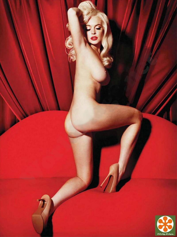 Las fotos de Marilyn Monroe desnuda demuestran que