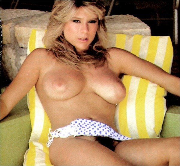 Samantha Fox hairy pussy pictures - Sam Fox naked