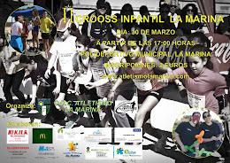 II Cross Infantil La Marina