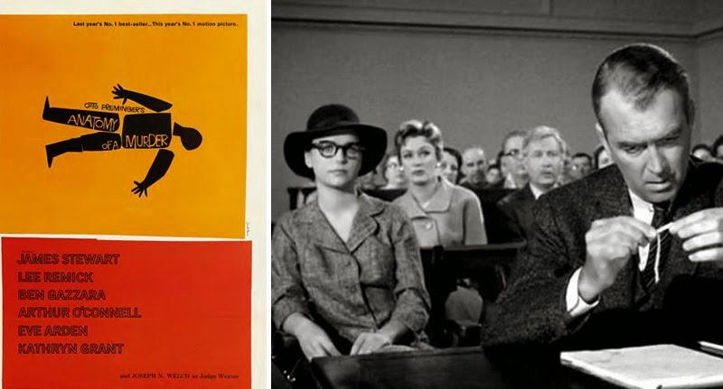 historia del cine a través de los carteles_Anatomía de un asesinato