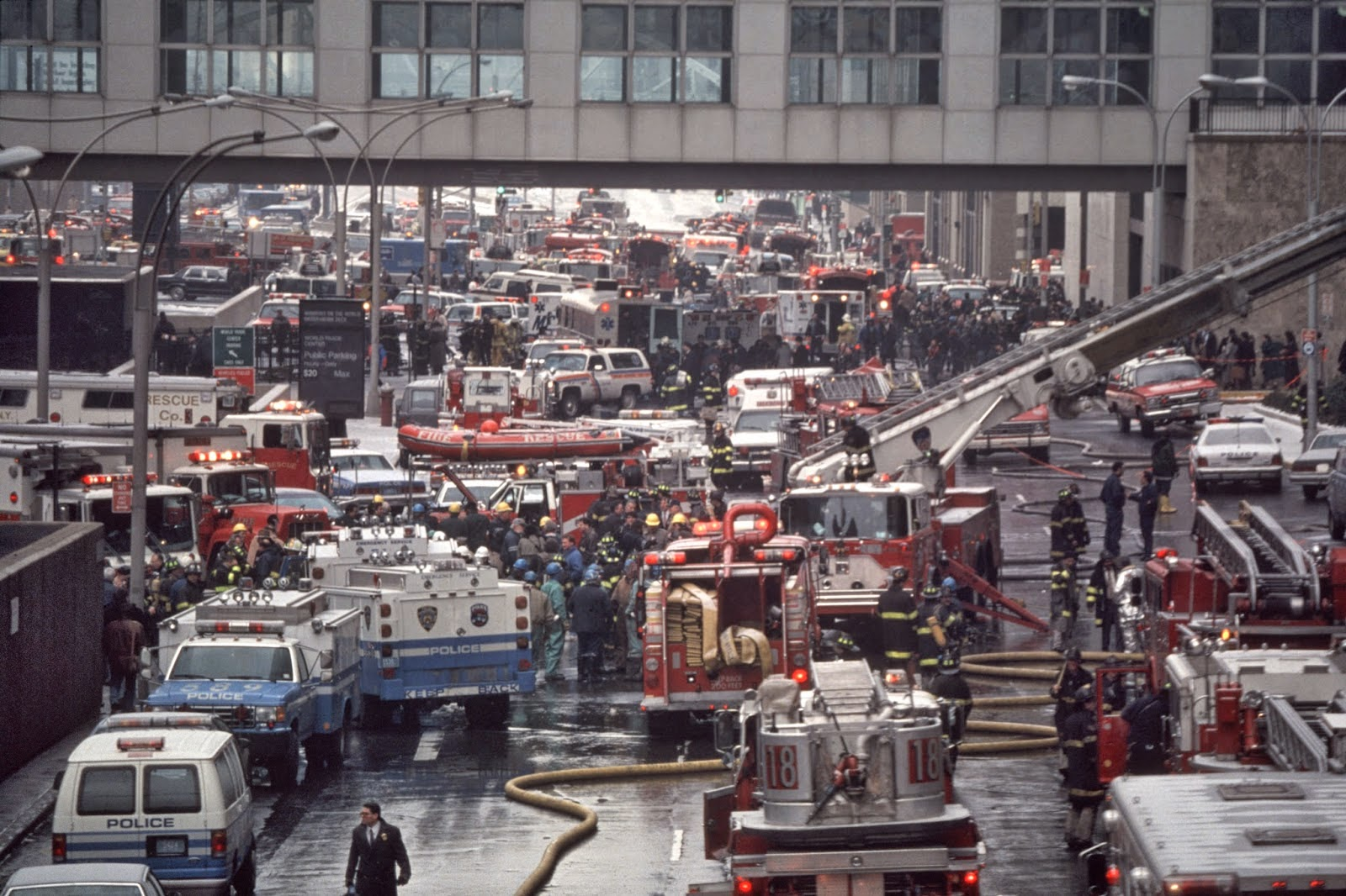 world trade bombing essay Strength of a city: a disaster research perspective on the occupants of the world trade prior experience with the 1993 trade center bombing had led.