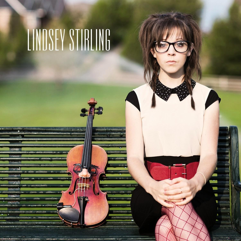 pochette de l'album de la violoniste Lindsey Stirling