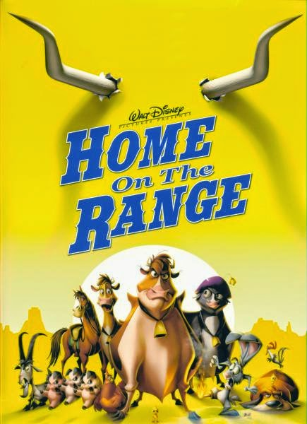 Watch Home on the Range (2004) Movie Full Online