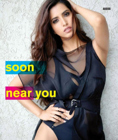 Manasvi Mamgai Hot Photoshoot For FHM Magazine December 2014