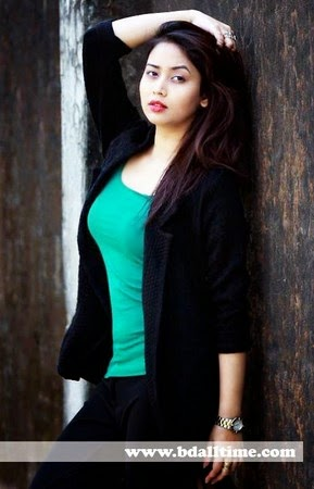 Ashna Habib Bhabna Model and Actress picture