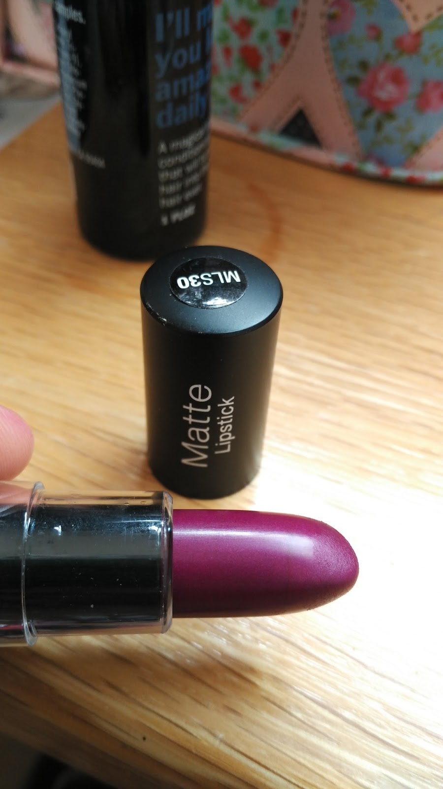 Lets Talk Makeup and Beauty: Review in Pics: NYX Matte Lipstick in ...