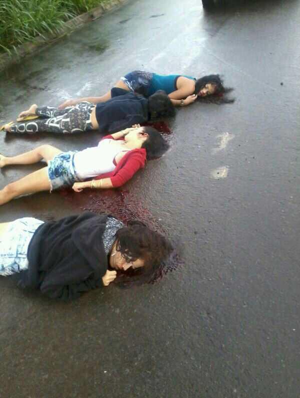 Tragédia em Goiânia: quatro meninas são executadas com tiros na cabeça no dia internacional da mulher