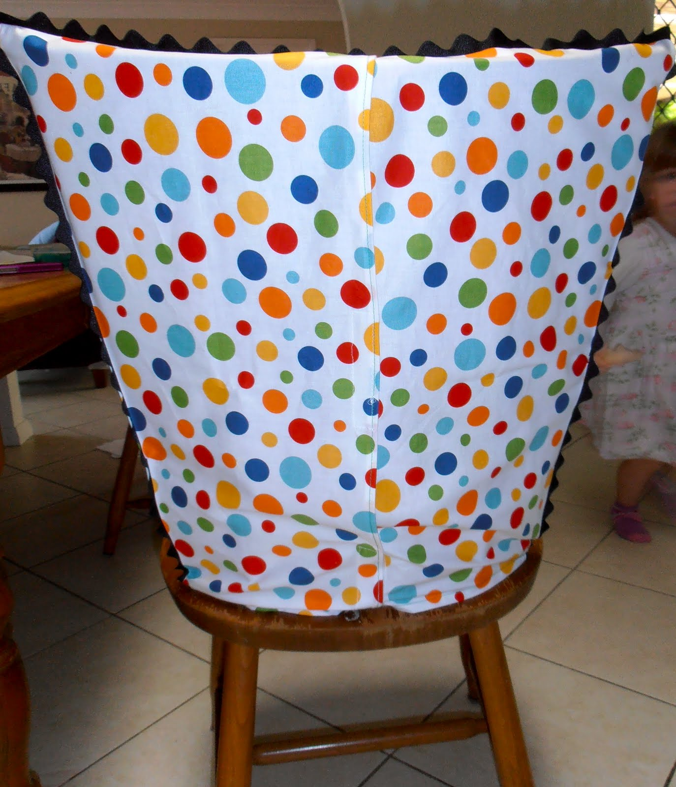 Giggleberry Creations!: It's My Birthday Chair Cover