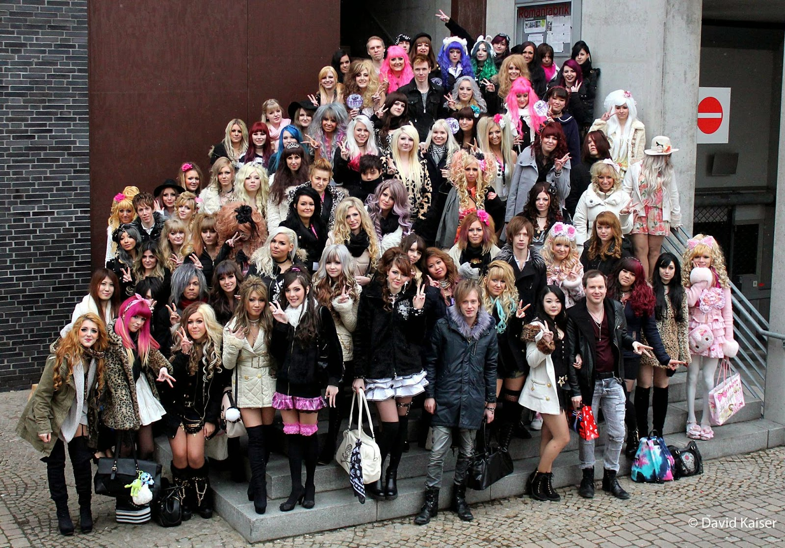 gyaru meetup fashion group