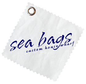 logo Sea Bags: Custom House Wharf {Giveaway}