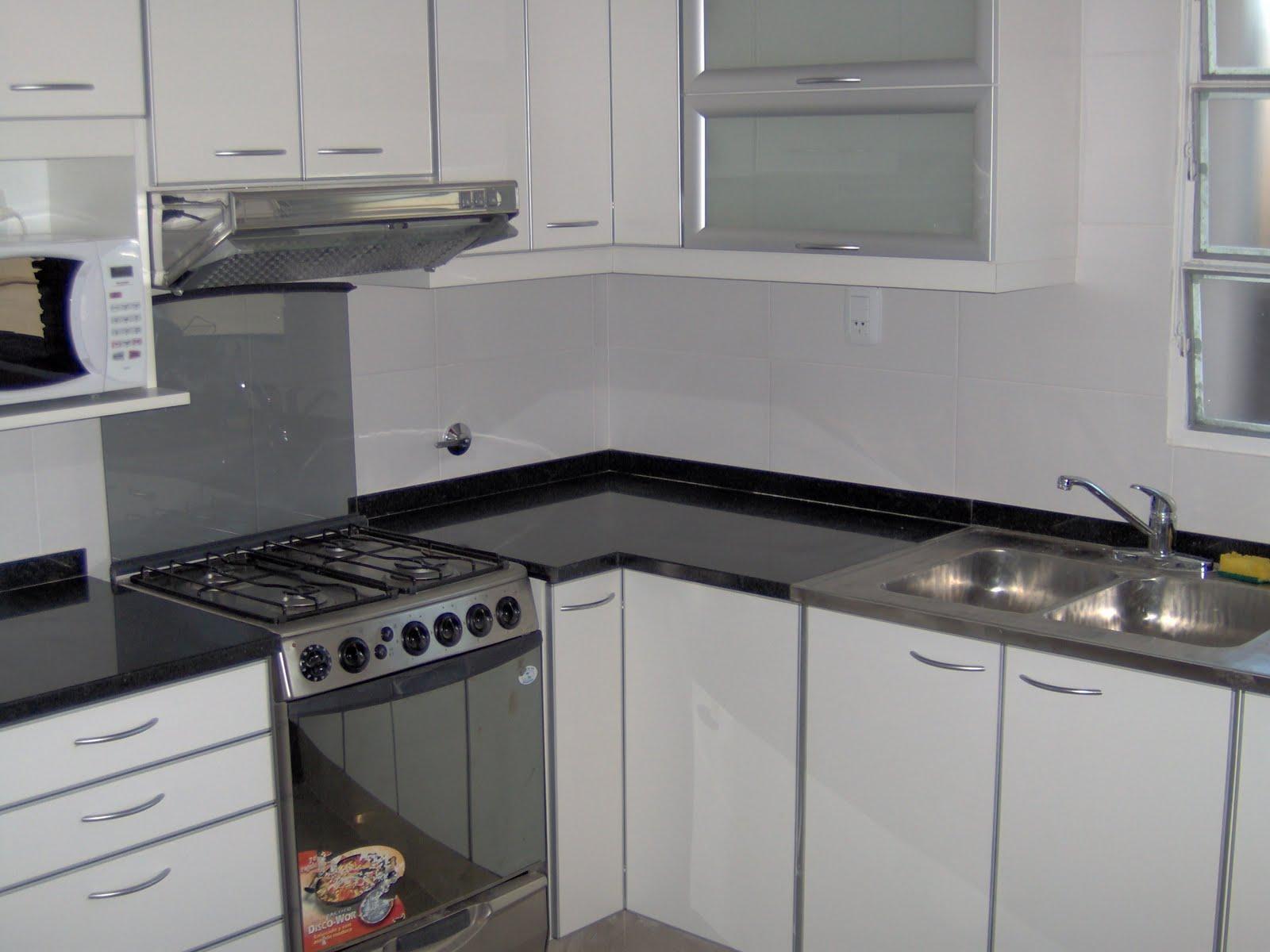 Obras realizadas para particulares nivel - Amoblamientos de cocina pequenas ...