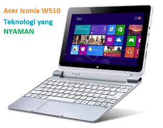 Spesifikasi Dan Harga Acer Iconia W510
