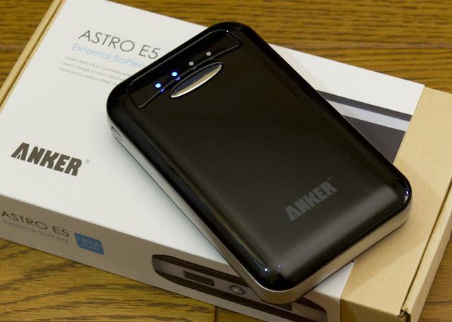 yuzri7d-blog: 大容量 Anker Astro E5 ...