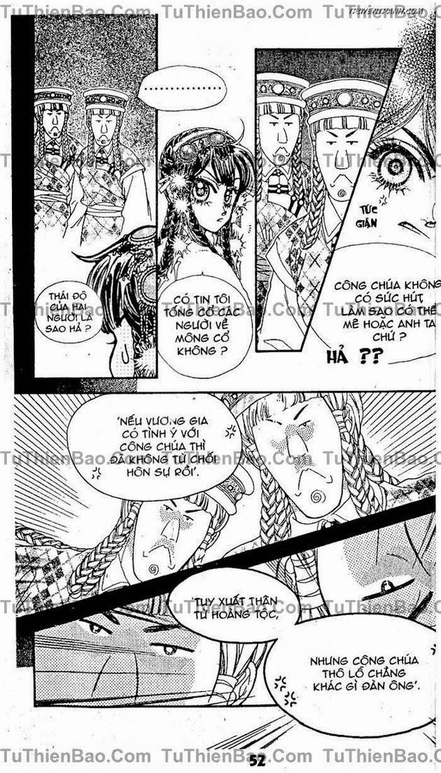Công Chúa Bướng Bỉnh Chapter 2 - Trang 52