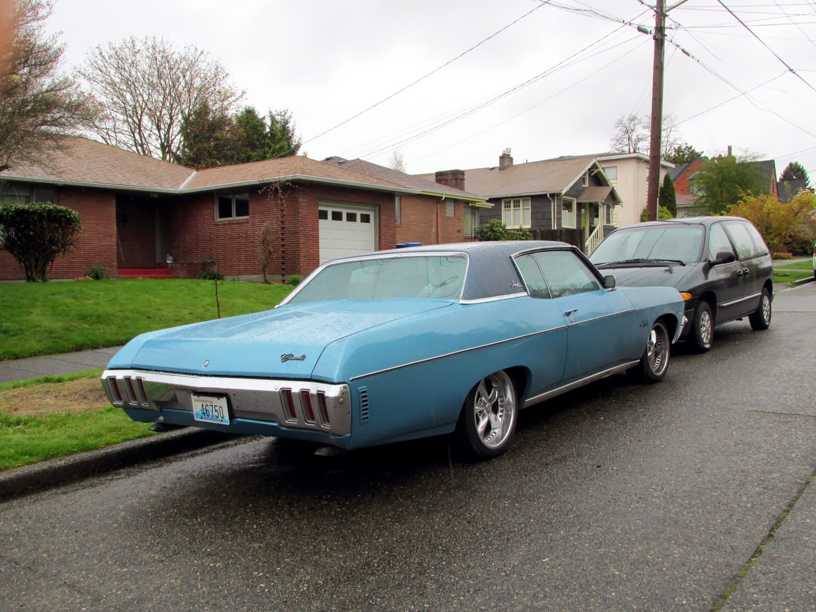 Warsaw In Chevrolet >> Seattle's Classics: 1970 Chevrolet Impala Custom