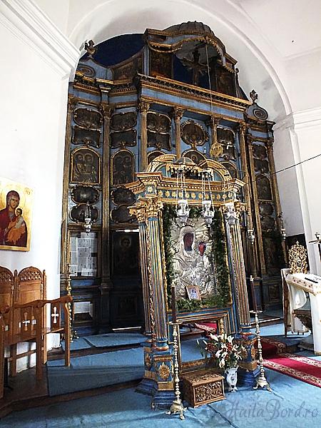 catapeteasma biserica miclauseni