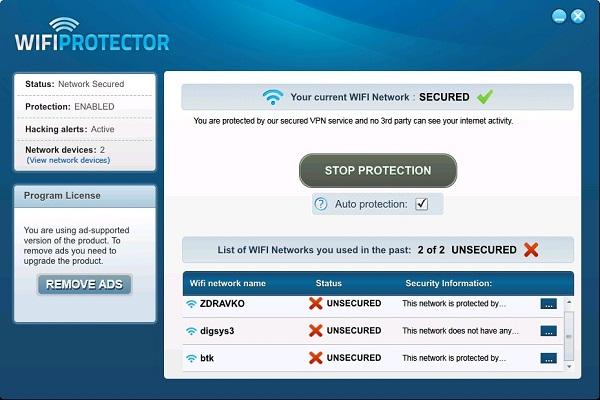 WIFI Protecto الويرلس,بوابة 2013 WifiProtector___www.