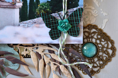 Kaisercraft Scrapbooking Layouts