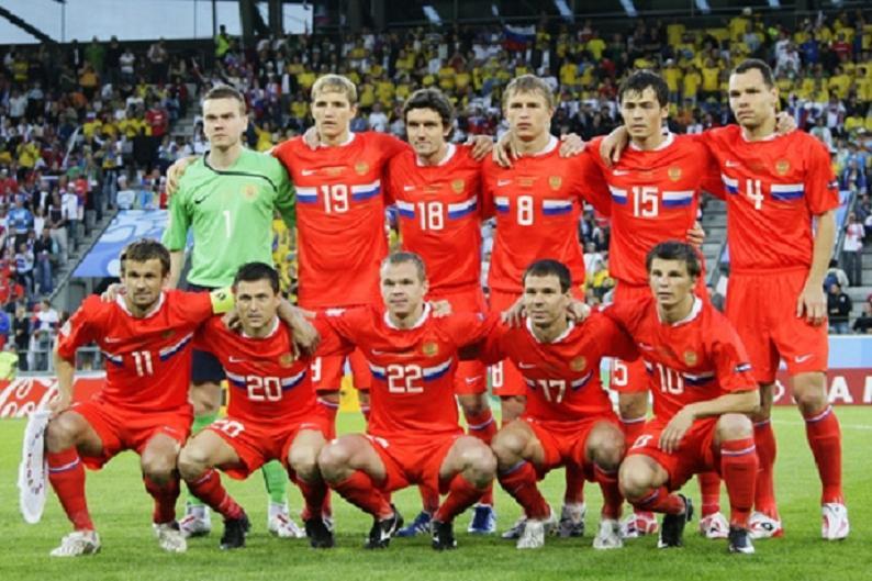 Krievijas izlase The+Russia+National+Football+Team
