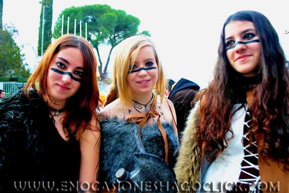 fotos Expocomic 2011 en el Palacio de Cristal de Madrid
