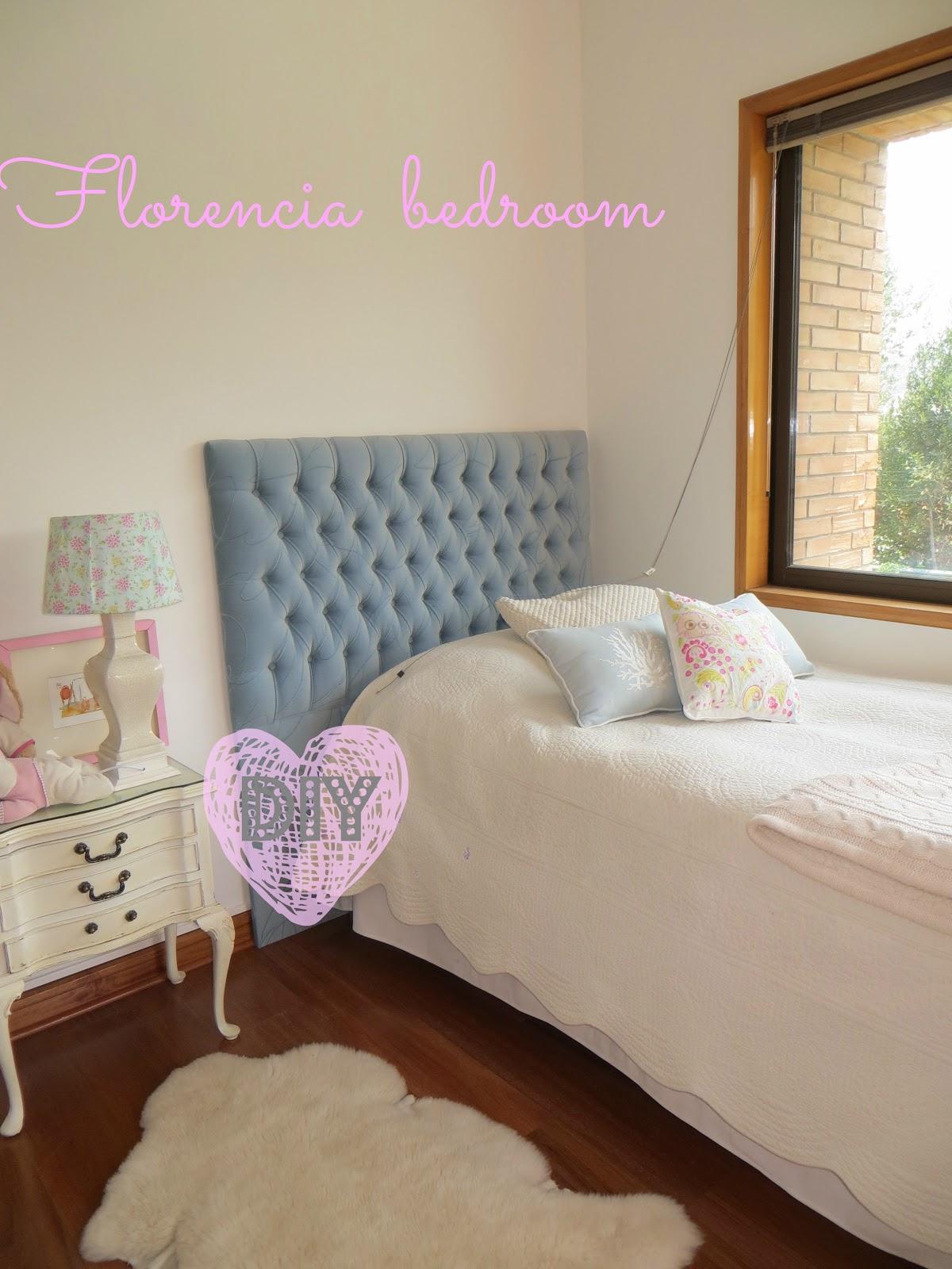 Decora y adora diy respaldo tapizado cama diy upholstered - Cabezal de cama tapizado ...