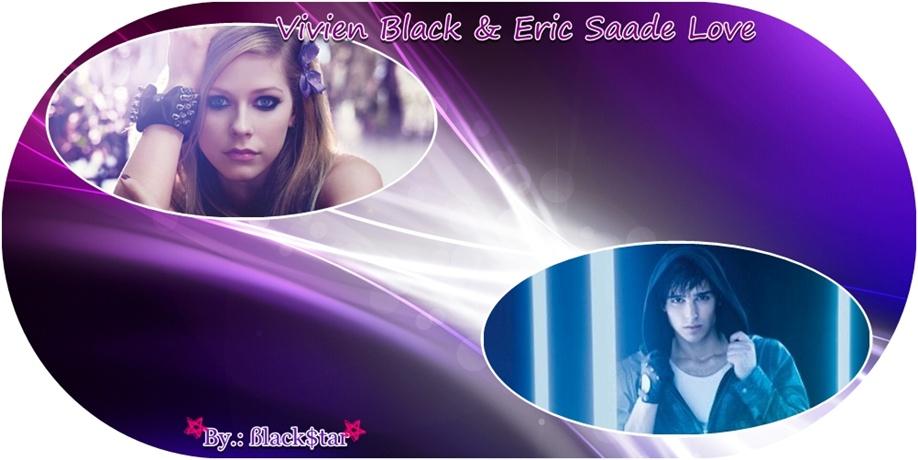 Vivien Black & Eric Saade Love