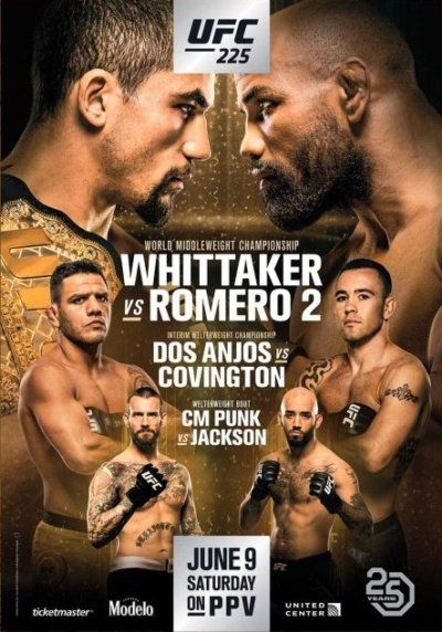 Watch UFC 225 Online Free Putlocker