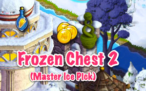 Frozen Chest Master ice pick