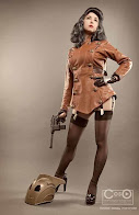 Weird WWII Pin-Up of the Month