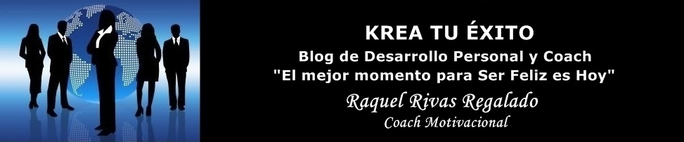 Krea tu Exito - Blog de Desarrollo Personal y Coach