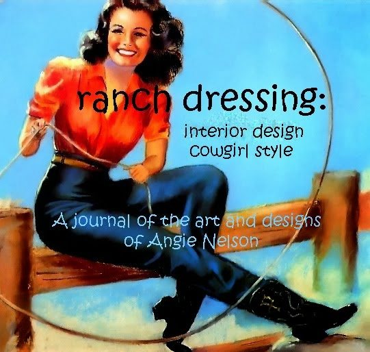 Ranch Dressing Handmade and Vintage