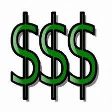 money signs