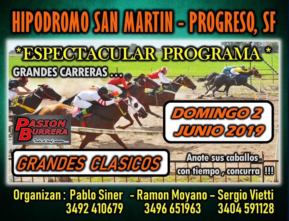 PROGRESO - 2 JUNIO